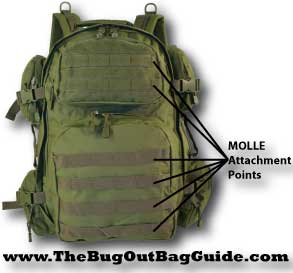 Best bug out bag backpack mollee