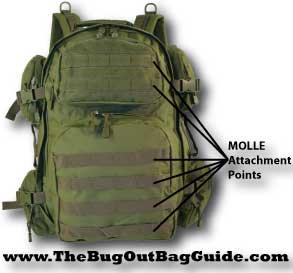 Best bug out bag backpack mollee