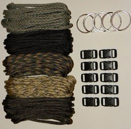 Paracord Projects Kit