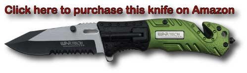 Wartech Knife Review