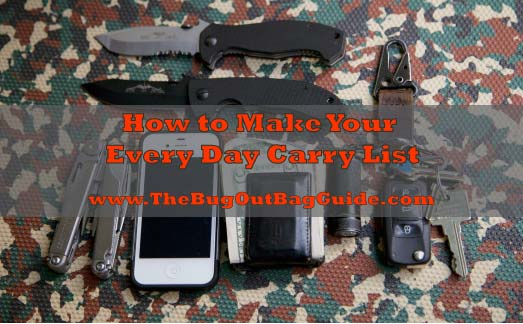 Hopefully By Now You Ve Devised Your Bug Out Plan And Have Packed Bag Using Our List