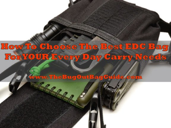 The Best Edc Bag How To Choose The Best Edc Bag For Your Kit