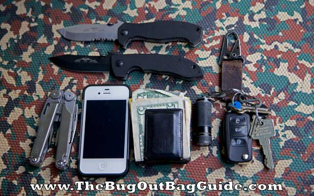 Emerson Mini CQC-15 Review