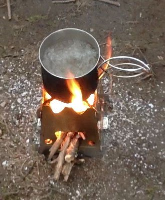Emberlit Stove Review