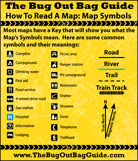 Map Reading Skills