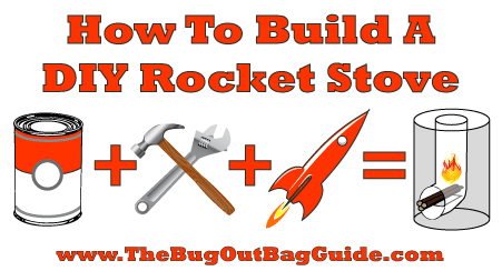 Best Rocket Stove How To Make A Diy Rocket Stove