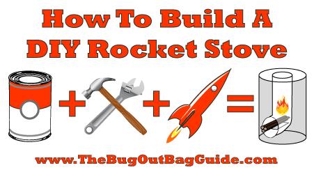 Best rocket stove how to make a diy rocket stove for Make a rocket stove