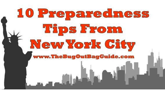 Urban Prepping