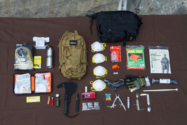 The Ultimate Urban Survival Kit TUUSK