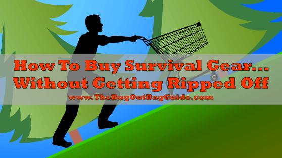 survival gear online