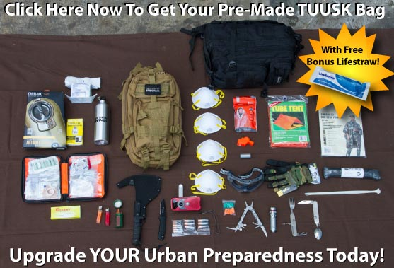 urban survival tips