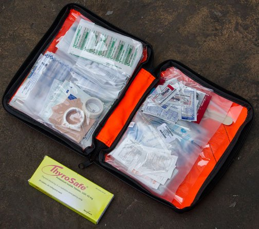 urban survival kit first aid