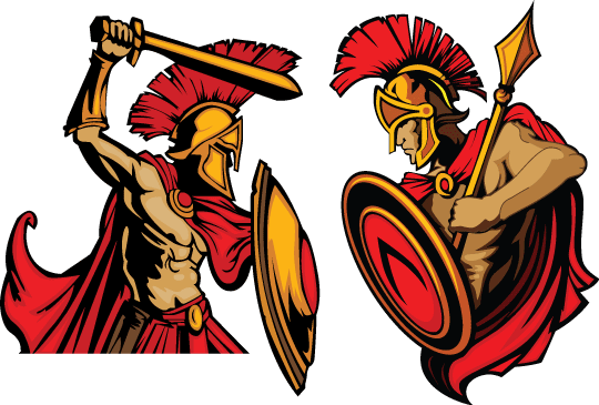 how to prep like a spartan the survival place blog spartan clipart images spartan clipart helmets