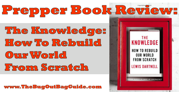 The Knowledge prepper Books Review