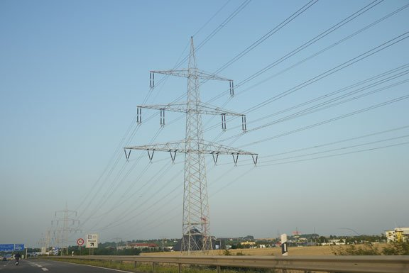 power grid failure