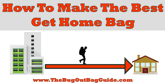 get home bag list