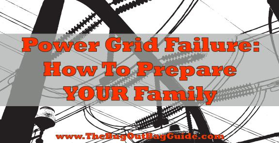 power grid failure