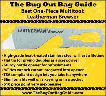 best multitool for backpacking review leatherman brewser