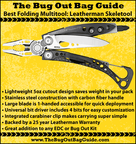 best multitool for backpacking review leatherman skeletool