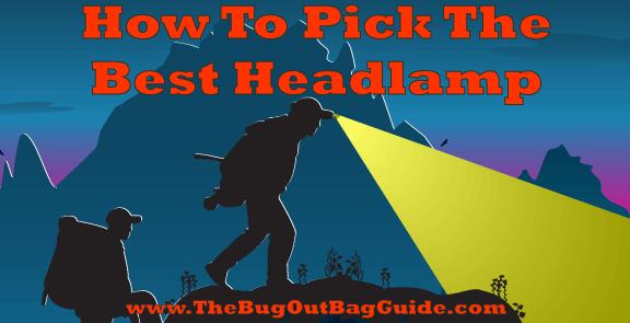 best hiking headlamp
