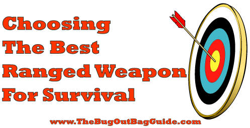 ranged survival weapons