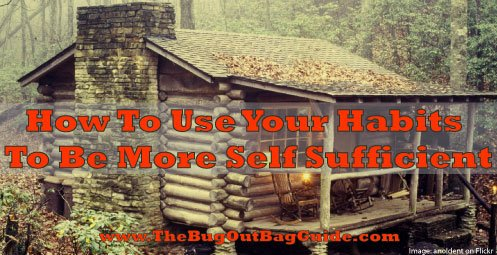 make yourself more self sufficient