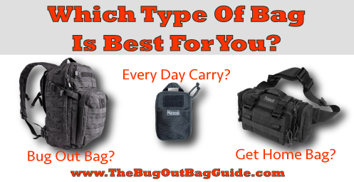 Choosing The Best Type Of Survival Bag