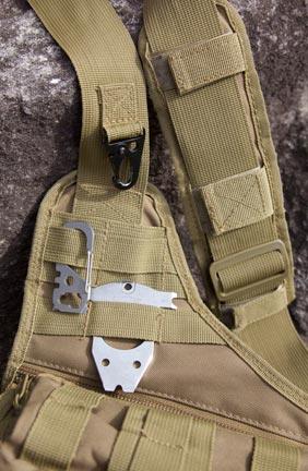 advanced tactical hip bag