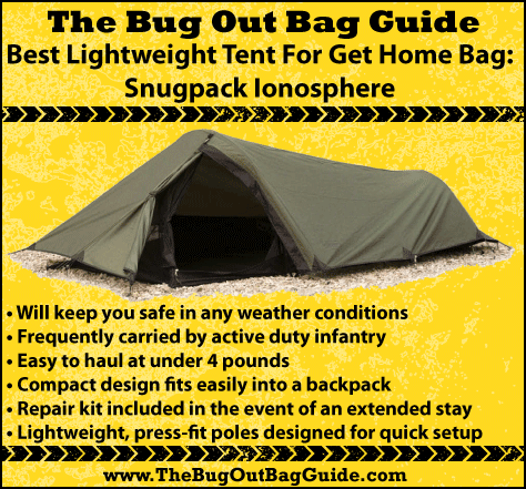 best lightweight tent  sc 1 st  The Bug Out Bag Guide : best survival tents - afamca.org