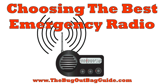 best emergency weather radio