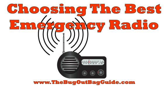 best emergency weather radio
