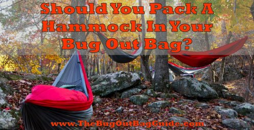 bug out hammock  an essential addition to any bob  rh   thebugoutbagguide