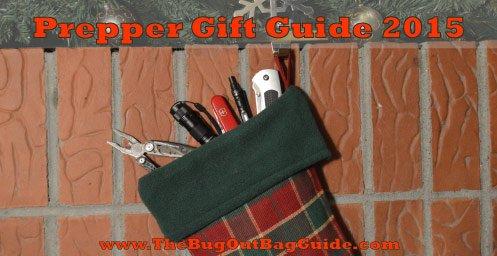 prepper gift guide