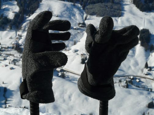 cold weather survival gear