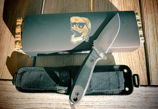 DPx Knife Review