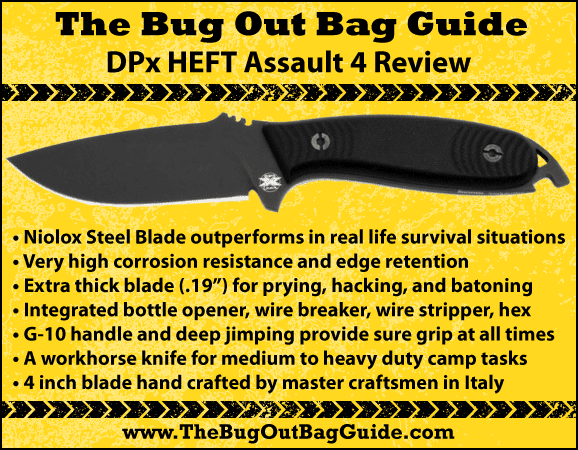 DPx heft 4 assault review