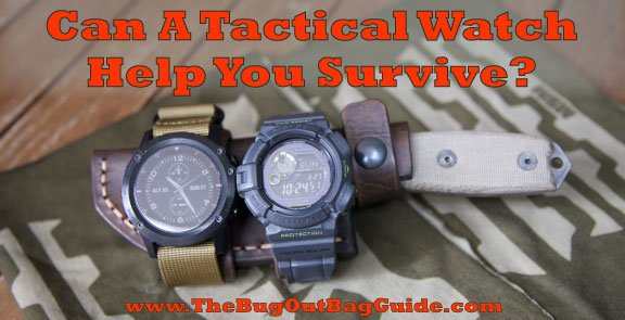 Are Tactical Watches Useful For Urban Amp Wilderness Survival