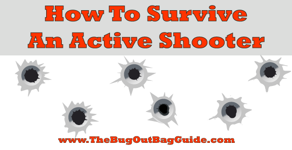 active shooter survival tips